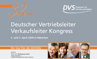 32. Deutscher Vertriebsleiter Verkaufsleiter Kongress