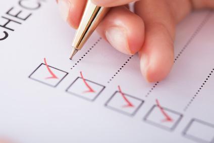 Checkliste Preiserhöhung