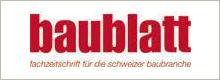 Baublatt