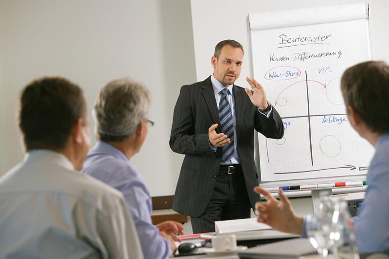 6 Regeln für erfolgreiche Verkaufspräsentationen im B2B-Vertrieb