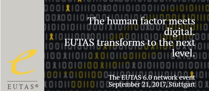 """EUTAS-Veranstaltung: """"Human factor meets digital"""""""