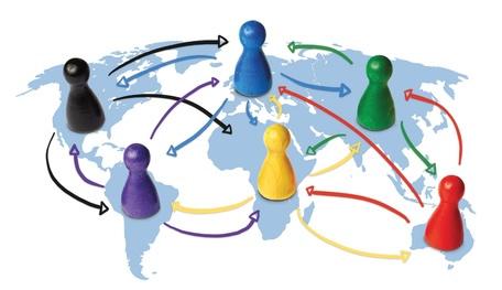 """""""Die verstehen uns nicht…"""" In fremden Märkten interkulturell agieren – statt Vertrieb 4.0"""