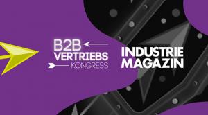 B2B-Vertriebskongress + Industriemagazin